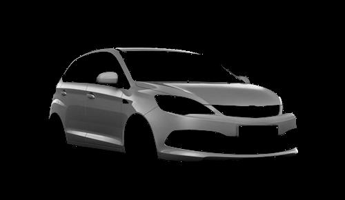 Цвета кузова A13 Hatchback